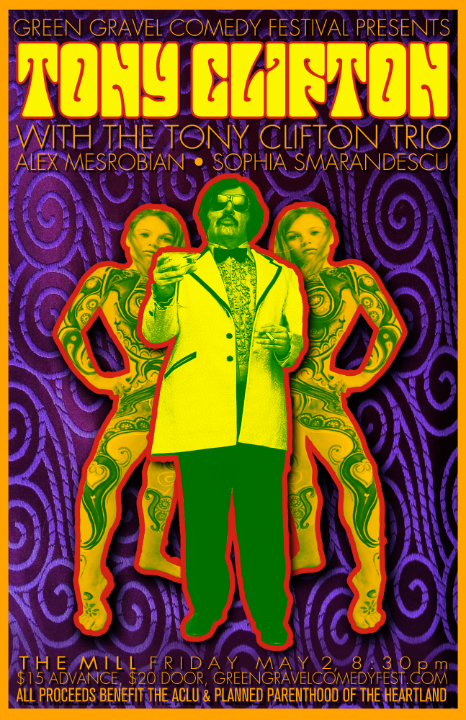 Tony Clifton & the Tony Clifton Trio